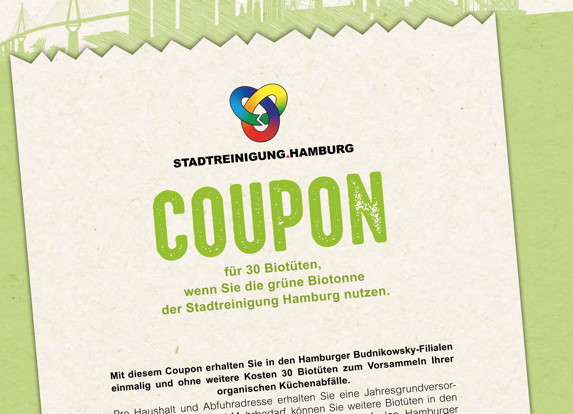 Link zu Coupon